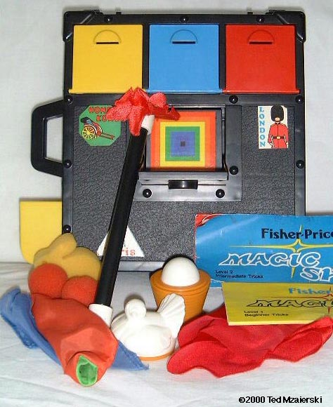 fisher price magic